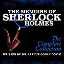 The Memoirs of Sherlock Holmes: The Complete Collection Audiobook by Sir Arthur Conan Doyle Narrated by Will Green, Jane Seaton