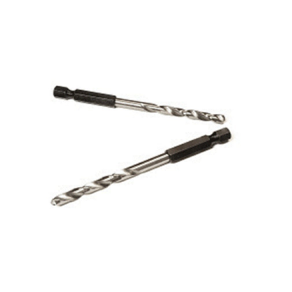 5 Pack 3//16-Inch by 3-Inch Vermont American 14015 Double Flute Masonry Bit