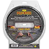 Latex-Ite 36099 Pli-Stix Driveway Crack and Joint Filler, 60 ft. Small, Black