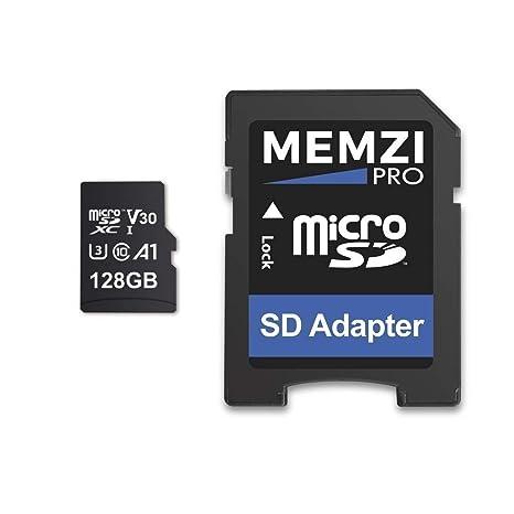 MEMZI PRO 128 GB Tarjeta de Memoria Micro SDXC de para Huawei P30 ...