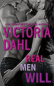 Real Men Will (The Donovan Family Book 3)