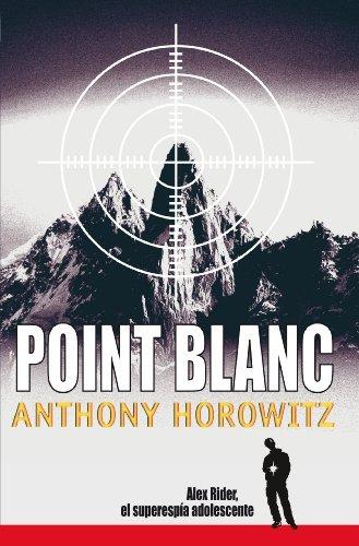 Alex Rider Point Blanc Pdf