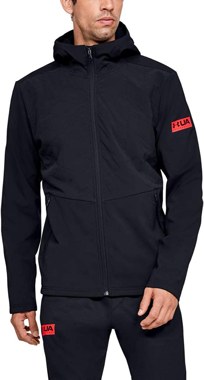 Under Armour Uomo Giacca Coldgear Reactor Hybrid Jacket