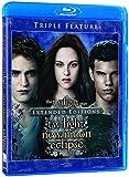 The Twilight Saga: Extended Editions (Twilight / New Moon / Eclipse) [Blu-ray]