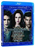 The Twilight Saga: Extended Editions (Twilight / New Moon / Eclipse) [Blu-ray]