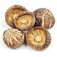 Organic Whole Shiitake Mushrooms, 1 Lb Bag by D'allesandro
