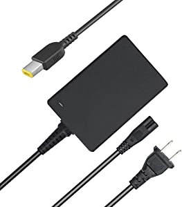 AC Adapter Charger Compatible for Lenovo ThinkPad Helix (3698), 3698-4UU, 3698-4PU, 3698-4NU, 3698-4SU, 3698-4RU, 3698-4MU, 3698-4LU, 3698-4KU Model Laptop Power Adapter Cord