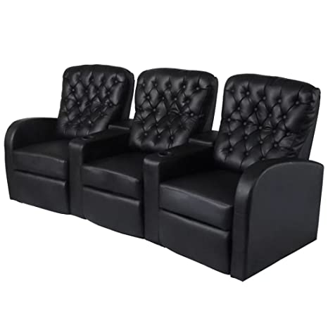 Daonanba Chaise Longue sillón para Sala de Cine: Amazon.es ...