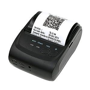 Redlemon-Impresora-Trmica-Porttil-Mini-con-Conexin-Bluetooth-Inalmbrica-para-Tickets-y-Recibos-POS-PDV-Tamao-de-Papel-58mm-Compatible-con-Windows-iOS-y-Android