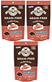 Supreme Source Grain-Free Salmon Recipe Cat Treat 3 (3oz) Packet Bundle
