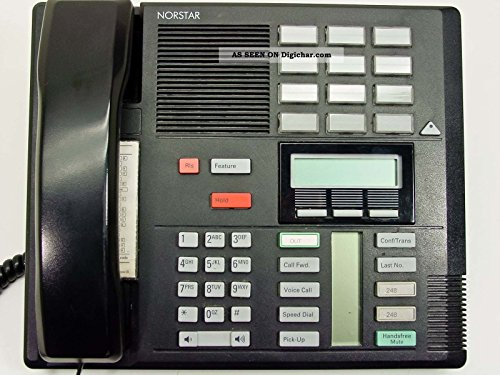 Buttons Nortel Phone - NORTEL NT8B20AF-03 M7310 Norstar telephone