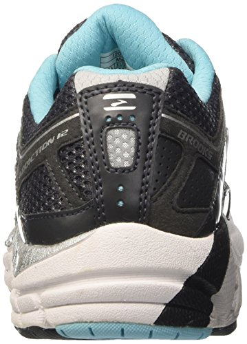 Entrainement 12 Chaussures Anthracite Multicolore Brooks Bluefish Running de Femme Addiction Silver SX5ZEnqUx