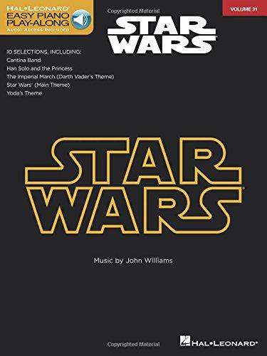 Star Wars: Easy Piano Play-Along Volume 31 (Easy Piano Cd Play-Along)
