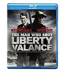 The Man Who Shot Liberty Valance (BD) [Blu-ray]