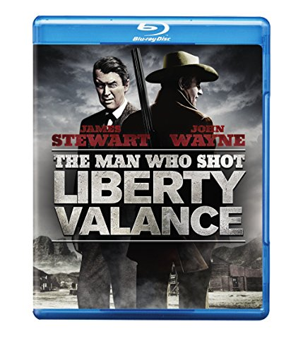 The Man Who Shot Liberty Valance (BD) [Blu-ray] (Major Themes Of Of Mice And Men)