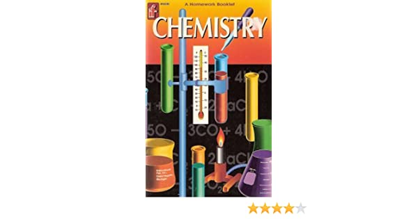 Homework-Chemistry: Instructional Fair: 9781568221434: Amazon.com ...