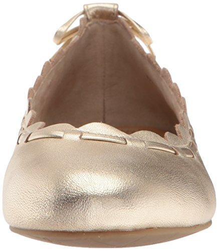 Ballet Platinum Rogers Jack Flat Lucie Women's qFHawztw