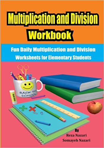 Multiplication and Division Workbook: Fun Daily Multiplication and ...
