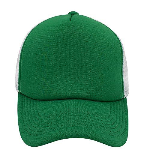 White de hombre Gorra para béisbol oriental Green spring pFUqYwf