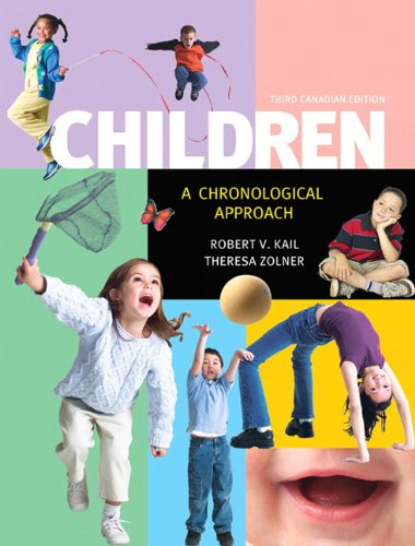 Children : A Chronological Approach (My Development Lab)