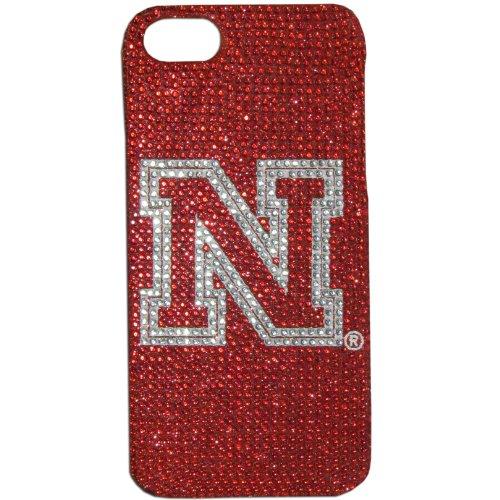 NCAA Nebraska Cornhuskers iPhone 5 Crystal Snap on Case