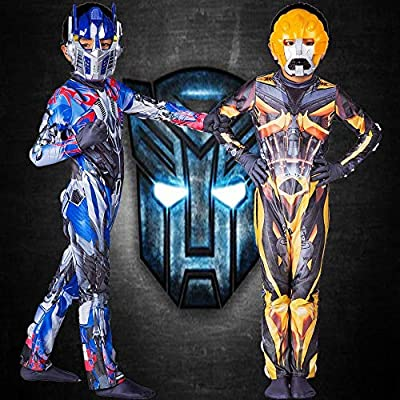 CHANG Cosplay Ropa Transformers Cosplay Disfraz Optimus Prime ...