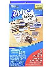 Ziploc Space Bag Compression Storage
