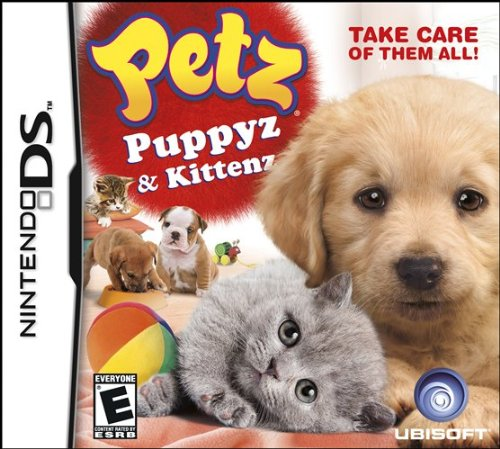 Petz Puppyz & Kittenz - Nintendo - Nintendo Dogs Ds For