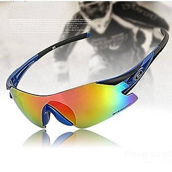 Calli para bicicleta Ciclismo UV polarizadas Polaroid Gafas de sol gafas de sol