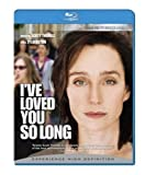 I've Loved You So Long Blu-Ray