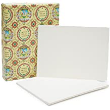 Fabriano Medioevalis Stationery- Medioevalis Card 6x8 Inch Box of 100