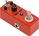 Rowin Analog Heavy Metal Distortion Pedal for Guitar True Bypass