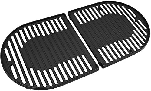 Utheer Grill Cooking Grid Grates Replacement Parts For Coleman Roadtrip Swaptop Grills Lx Lxe Lxx Cast Iron 1 Pack Buy Online At Best Price In Uae Amazon Ae