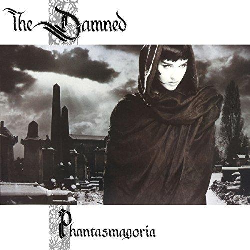 CD : The Damned - Phantasmagoria (England - Import)