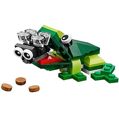 LEGO Creator 31031 Rainforest Animals: Toys & Games