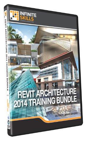 Learning Revit Architecture 2014 Bundle - Training DVD by Infiniteskills