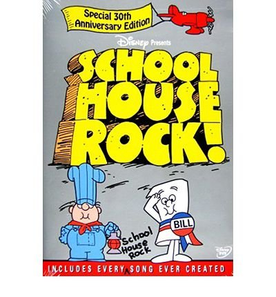 [ SCHOOLHOUSE ROCK! (ANNIVERSARY) (SCHOOLHOUSE ROCK) ] By Warburton, Tom ( Author) 2010 [ DVD ] ebook