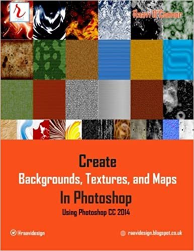 Create Backgrounds, Textures, and Maps in Photoshop - Using