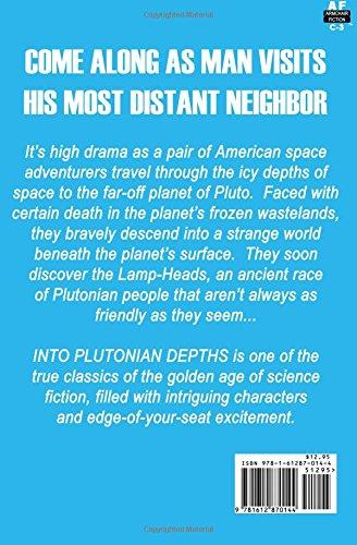 Into Plutonian Depths by Stanton A. Coblentz