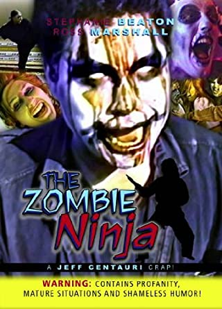 Amazon.com: The Zombie Ninja: Movies & TV