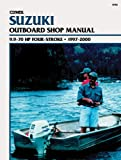 Suzuki 9.9-701 HP Four-Stroke Outboard Shop Manual 1997-2000