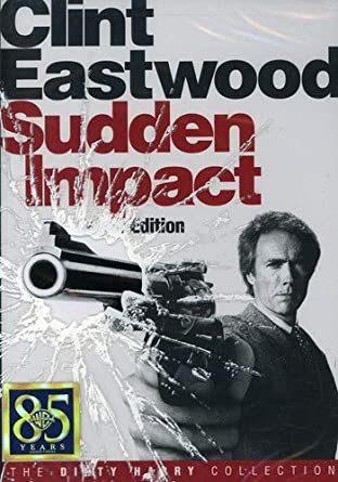 Amazon.com: Sudden Impact: Deluxe Edition (DVD): Clint Eastwood ...
