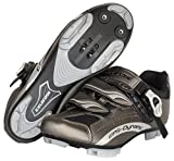 Exustar E-SM306 MTB Shoe, Grey, Size 42 For Sale