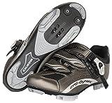 Exustar E-SM822 MTB Shoe, Grey, Size 40