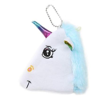 BIGBOBA Mini Monederos-Forma Creativa de Unicornio Pequeñas ...