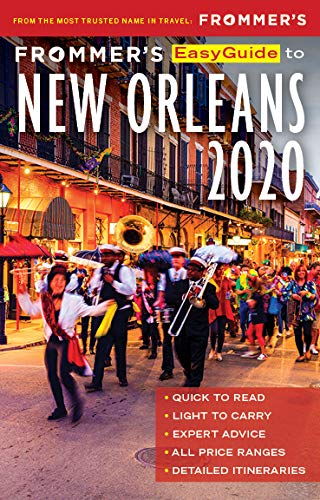 518 FRX6KOL - Frommer's EasyGuide to New Orleans 2020