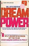 Dream Power, Ann Faraday, 0425022943