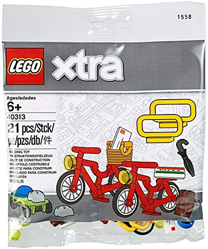 (LEGO Bicycles Accessories polybag (xtra) 40313)