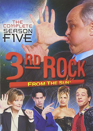 3rd Rock From the Sun - Season - The Sun From 5th Rock