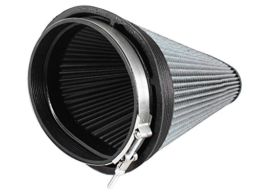 AFE Filters 21-90080 Magnum FLOW Pro DRY S Universal Air Filter Non-Oiled (7-3/4 x 5-3/4) F x (9x7) B x (6x2-3/4) T x 9-1/2 in. H Conical Magnum FLOW Pro DRY S Universal Air Filter